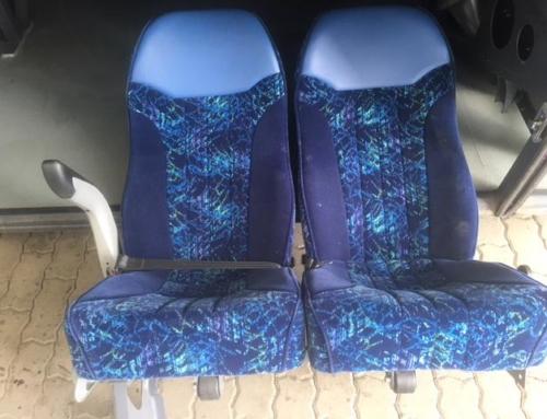 Sitze MAN Neoplan Hersteller Vogel