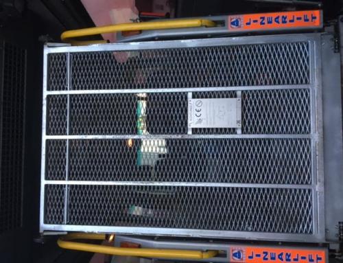 AMF Linearlift Rollstuhllift