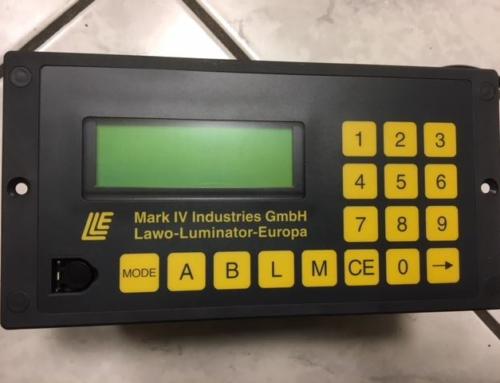 LAWO Steuergerät 8401 A